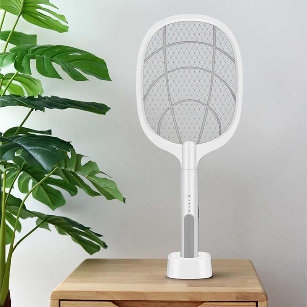 De Casa de mosca Mosquito matamoscas raqueta error raqueta insectos asesino Jardín de la casa de plagas error Anti Mosquito mosca trampa lámpara