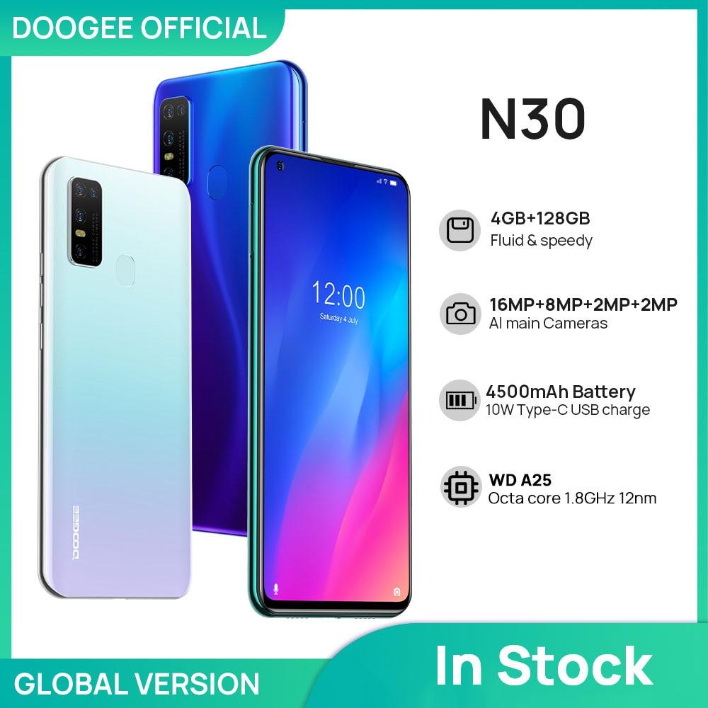DOOGEE N30 Full Netcom 6.55