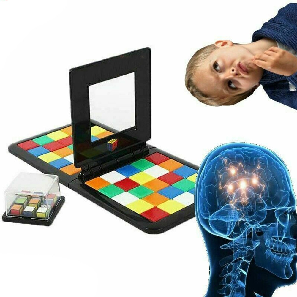 Fun toy Magic Block Game 2019 Game Of Brains Kids & adults Education Toy  Fun toy8.23