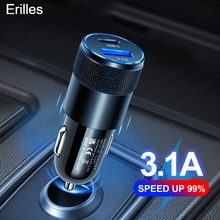 20W PD USB Car Charger Quick Charge 4.0 QC 3.0 PD Car fast Phone Charger For iPhone 12 Huawei Xiaomi