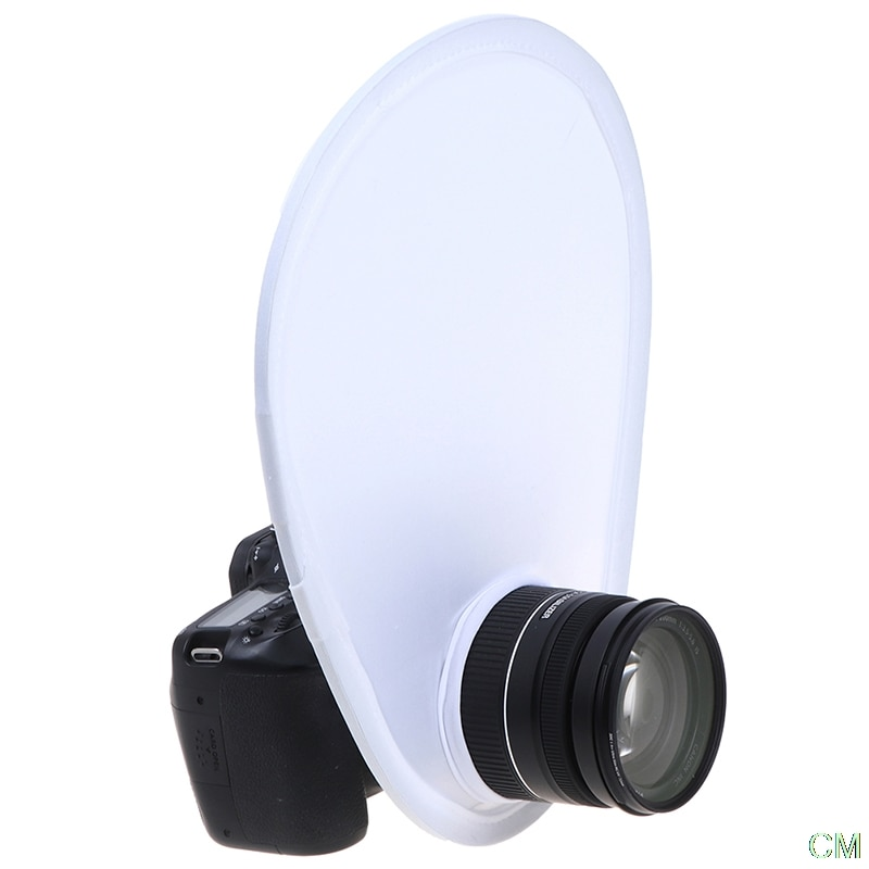 Для вспышки софтбокс рассеиватель для Вспышка со светоотражателем Diffuser soфтbox для цифровой зеркальной камеры Canon Nikon Sony Olympus DSLR Камера Объект...