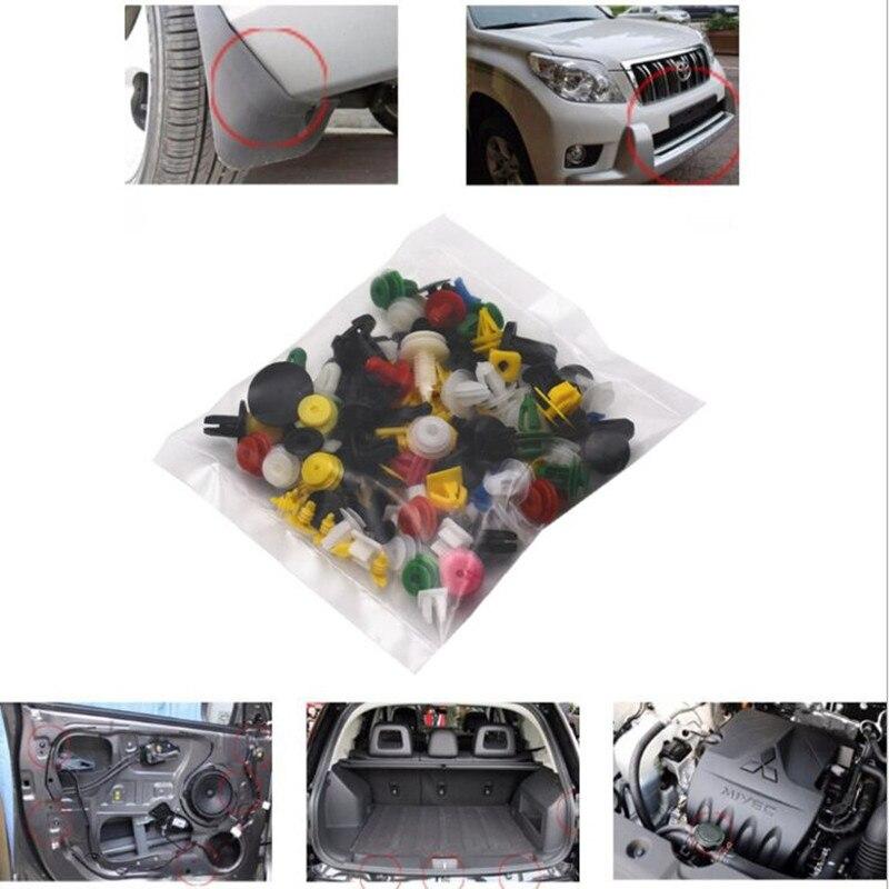 Mixed auto fixador porta do carro pára-choques fender rebite retentor clipes para mercedes w204 w203 volvo xc60 s60 xc90 v70 alfa romeo 159