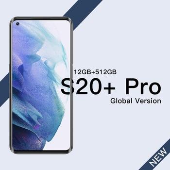 Galay – Smartphone, S20 + Pro, ram 12 go, rom 7.2 go, 10.0