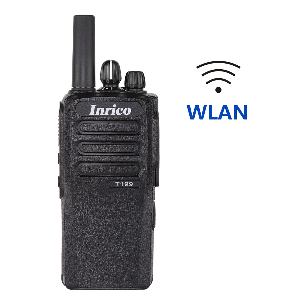 Inrico T199 Zello Android Walkie Talkie 3G Gps Wifi Poc Network Radio GSM WCDMA Walkie Talkie Zello Two Way Radio