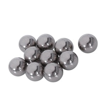 10 pieces, 14 mm diameter, steel balls, for bicycle bearings