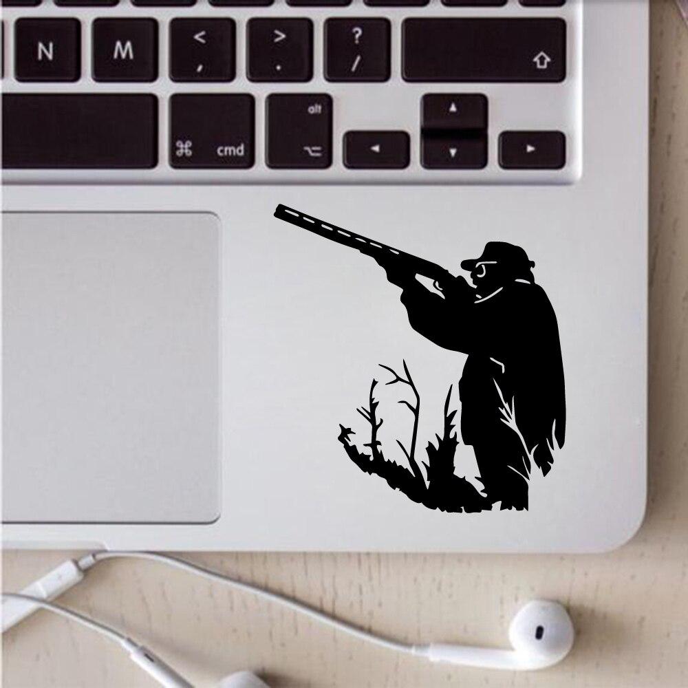 Clásico Huntsman vinilo calcomanía Laptop pegatinas Leptop calcomanías Mac Laptop Pro calcomanía Air Retina Mi Skin Decoration
