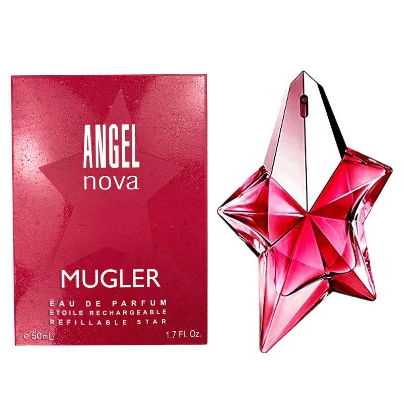 2021 Brand New ANGEL Nova Summer Sweet Parfume for Women Lasting Fragrances Lady Eau De Parfum Antiperspirants Parfum Femme
