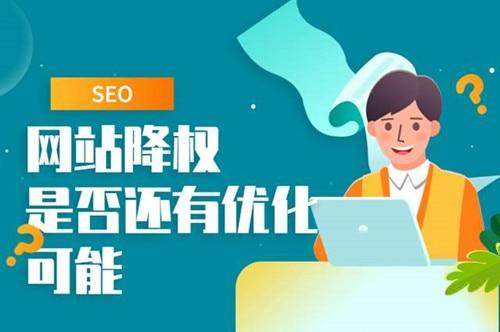 【SEO知识】网站降权的原因,如何判断是否真的降权?