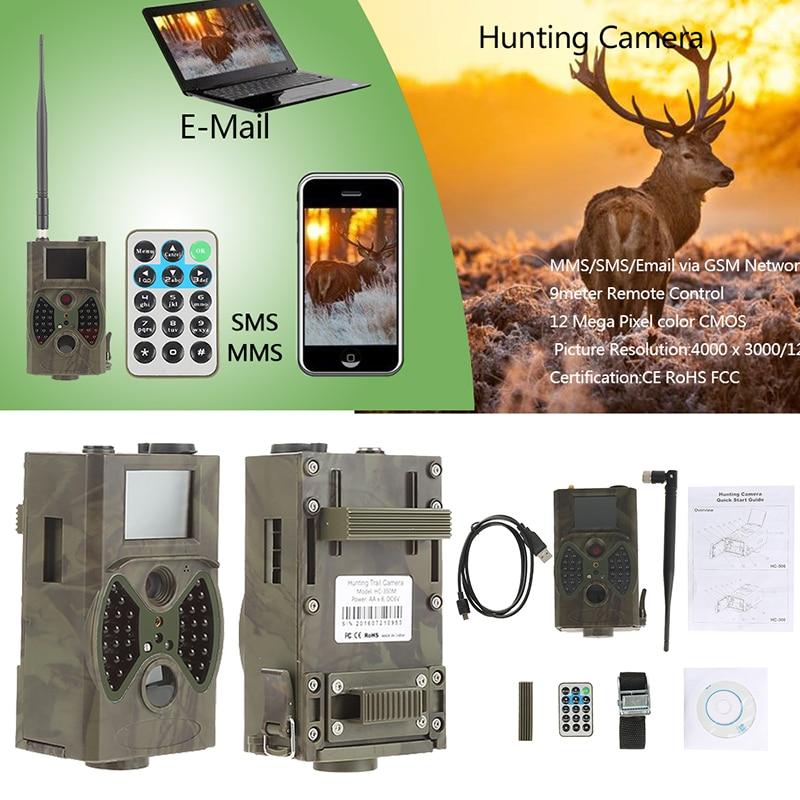 2020 HC350M الصيد كاميرا 116MP 1080P HC-350M تريل لعبة الأشعة تحت الحمراء للرؤية الليلية HD الصيد كاميرا الصيد التبعي