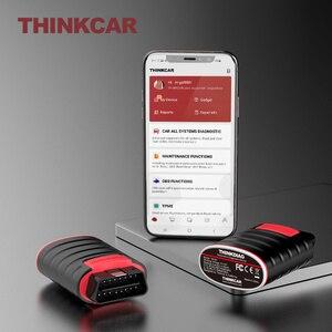 Image 1 - Thinkcar ThinkDiag полный OBD2 все системы диагностический инструмент 15 сброс сервиса актуации тест ЭБУ кодирование автомобильный считыватель кодов Сканер