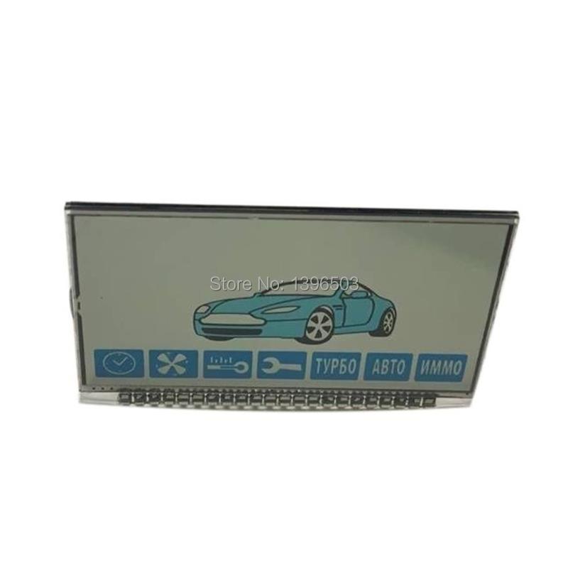 A91 ЖК-экран для двухсторонней автомобильной сигнализации Twage Starline A91 ЖК-пульт дистанционного управления брелок для ключей