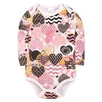 honeyzone body bebe 2020 spring new baby bodysuit long sleeve cotton print infant clothes jumpsuit 0 12m child pyjamas ropa bebe