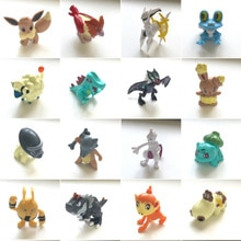 Set (2) New arrival  4cm anime action toy figures Collection model toys KEN HU STORE pks