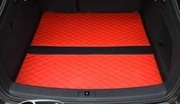 custom special car trunk mats for chrysler 300 300c grand voager waterproof durable cargo rugs carpets
