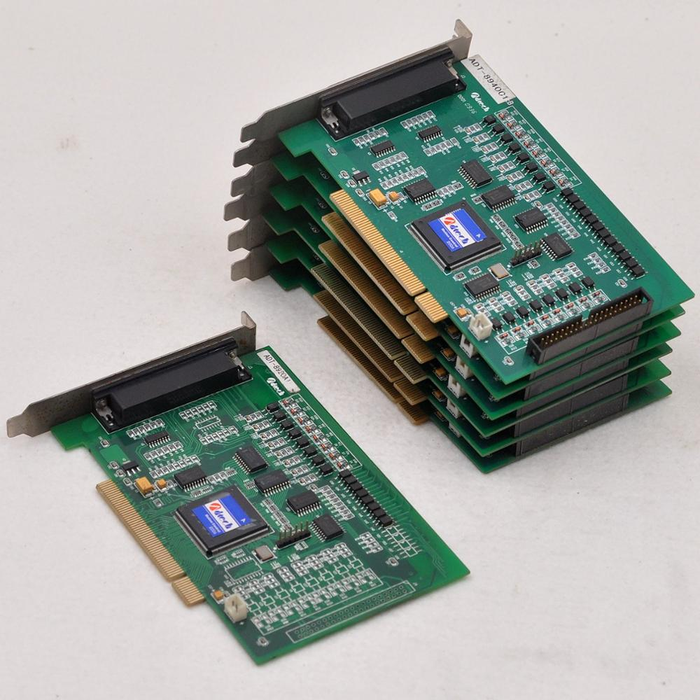 ADTECH ADT-8940C1 four-axis motion control card enlarge