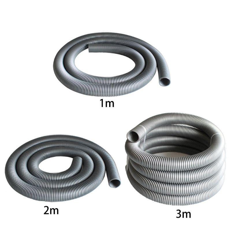 Filtro aspirador de 50mm de diámetro interior 1/2/3M, manguera de rosca, manguera blanda, absorción de agua duradera, máquina de tubo, piezas duraderas