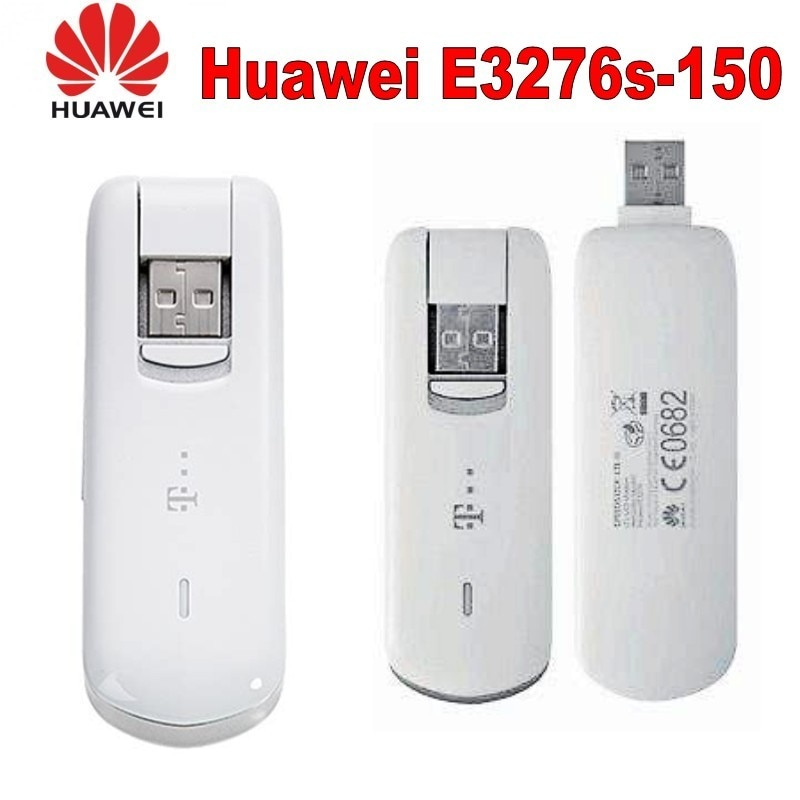 Unlocked HUAWEI E3276s HUAWEI E3276s-150 USB modem E3276 LTE FDD 800/900/1800/2100/2600 Mhz enlarge