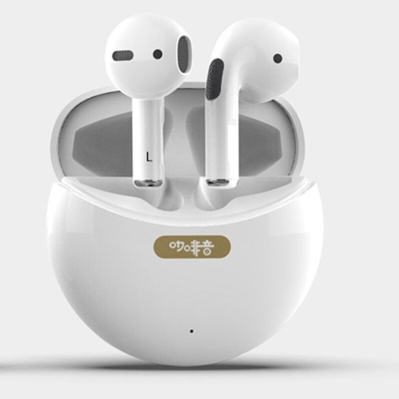 Hot Sale HP TWS Bluetooth Earphone For All Smart Phone Sport headphones Stereo Earbud Wireless Bluetooth Earphones In-ear