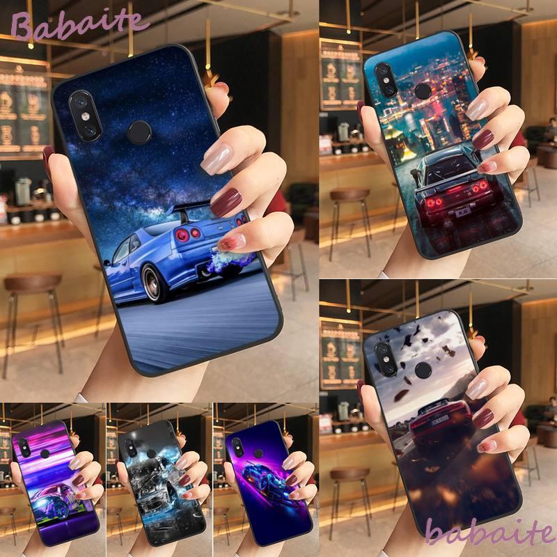 Carcasa de teléfono con diseño único de lujo para coche deportivo Babaite para Redmi note 8 8Pro 8T 6pro Redmi 8 7A 6A Xiaomi mi 8 9