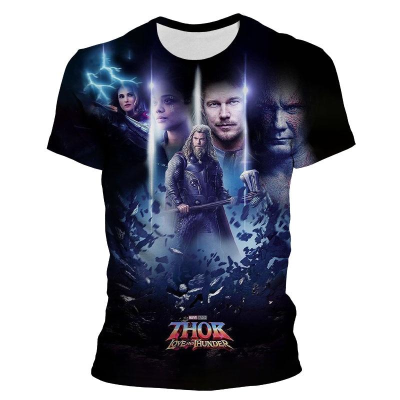 camiseta-de-los-vengadores-de-marvel-thor-3-para-hombre-y-mujer-camisetas-estampadas-en-3d-ropa-informal-para-nino-y-nina-moda-urbana-geniales