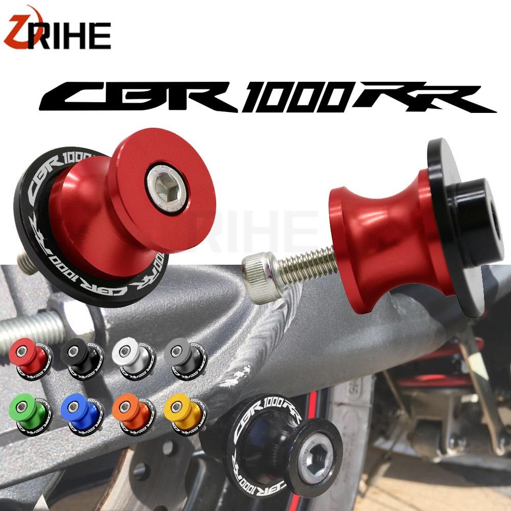 8 мм МОТОЦИКЛ маятник Катушки слайдер для Honda CBR 1000RR CBR1000RR CBR 1000 RR CBR1000 RR 2004-2011 2005 2006 2007 2008 2009
