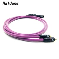 haldane pair type snake 2rca male to 2xlr female cable xlr balanced reference interconnect audio cable with xlo htp1 cable