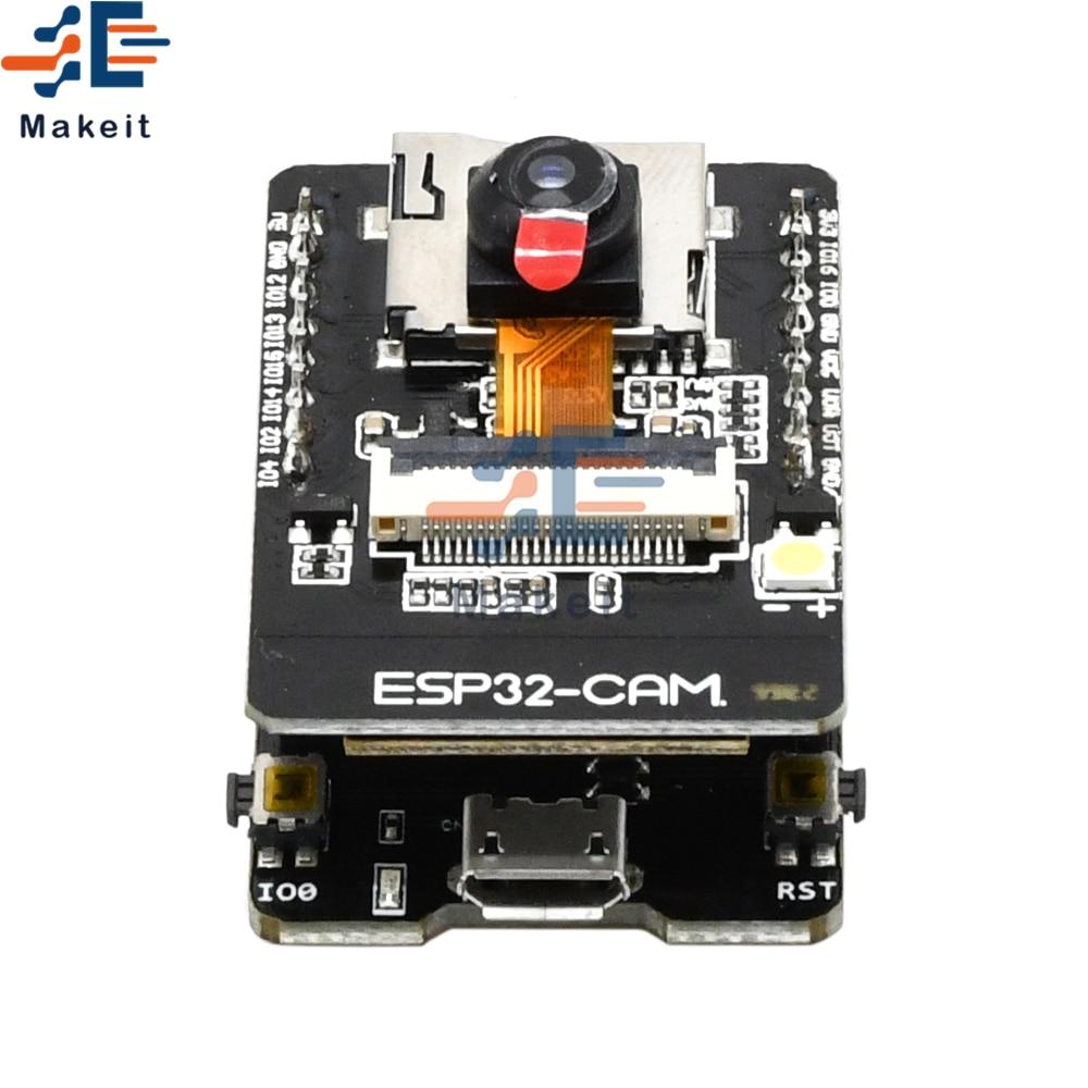 Aliexpress - ESP32-CAM ESP32 WIFI Bluetooth Development Board With OV2640 Camera Module
