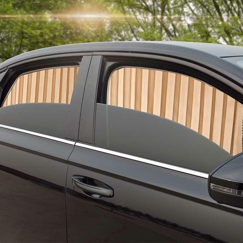 Универсальные Автомобильные Боковые солнцезащитные козырьки, защита от УФ-лучей, автомобильные зеркальные шторы, автомобильные магнитные ...