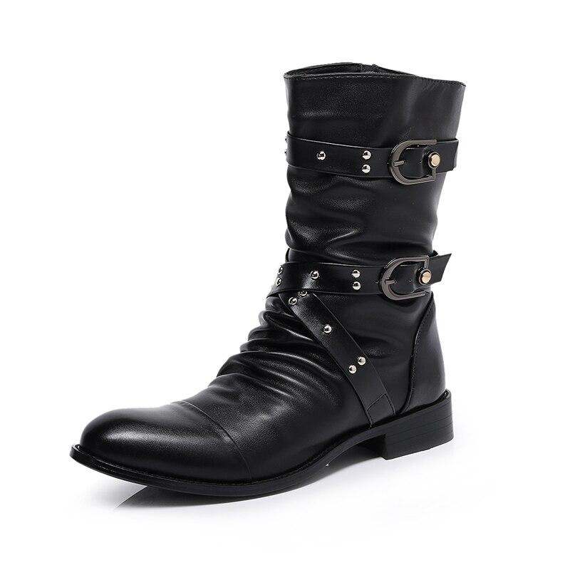 أحذية من جلد البقر للرجال ، أحذية مصممة إنجليزية غير رسمية ، ملابس حفلات ، مأدبة ، فرو دافئ ، أحذية شتوية للشباب