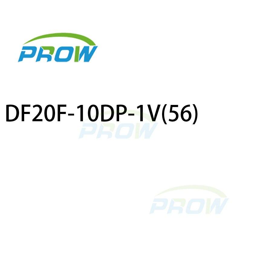DF20F-10DP-1V(56) 1.0 مللي متر الملعب 1 مللي متر 10P 10pin ل HRS موصل الجؤجؤ المقبس DF20F 10DP 1V 56