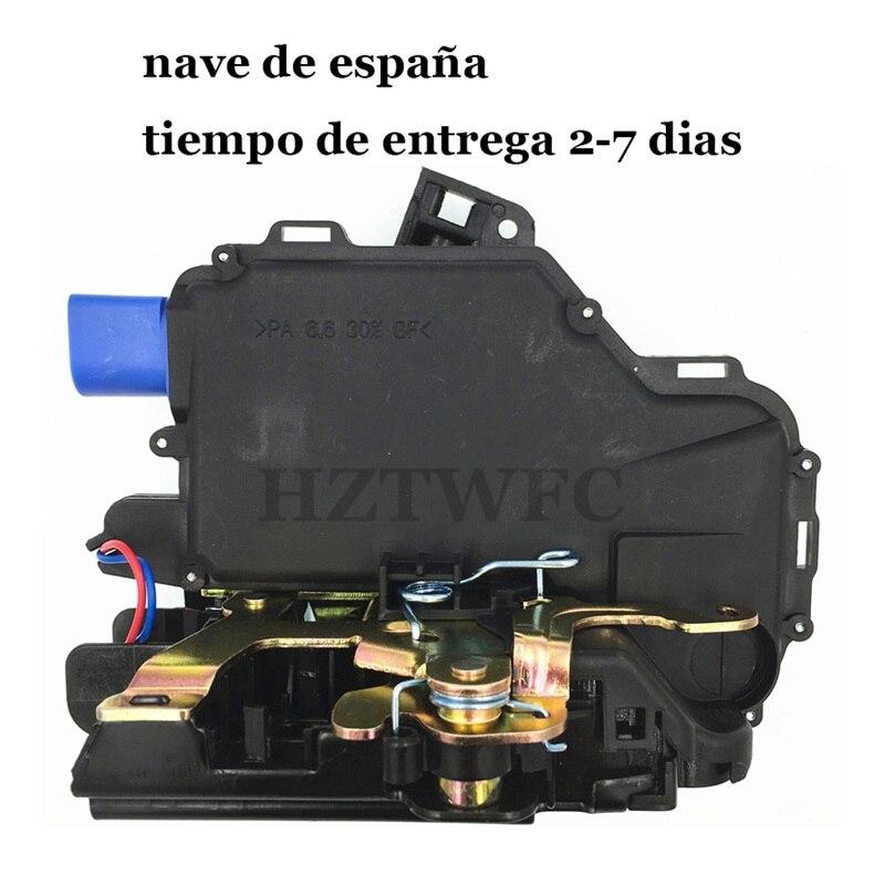 Центральный механизм замка задней и левой двери 3B4839015AG для VW POLO 9N VW T5, бесплатная доставка