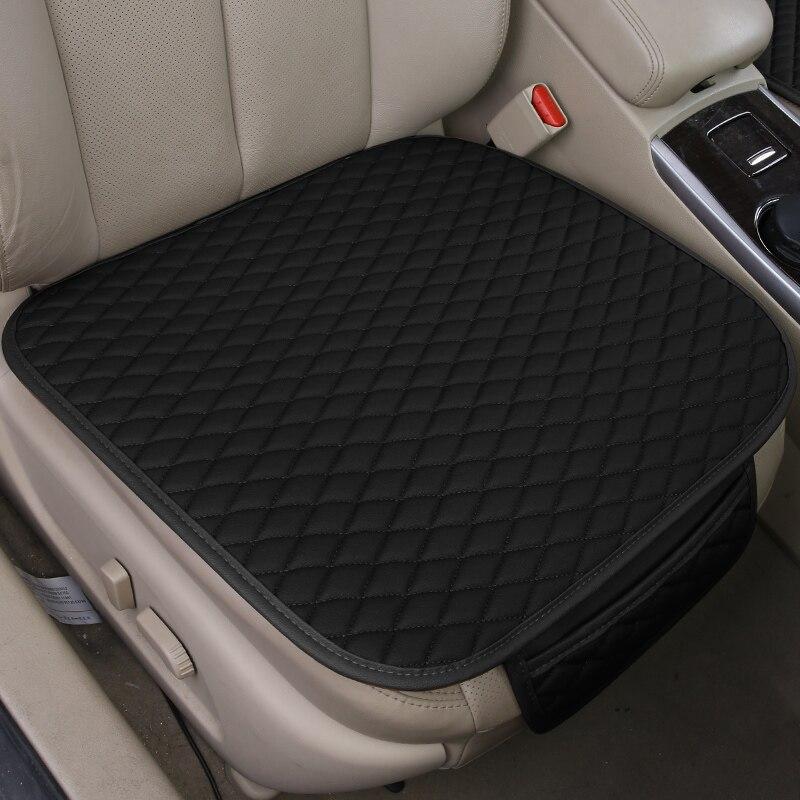 Cubierta protectora de asiento de coche, accesorios de asiento de automóviles para Kia Cerato K3 Forte 2011 K3 K5 Mohave Niro Optima 2017 SW