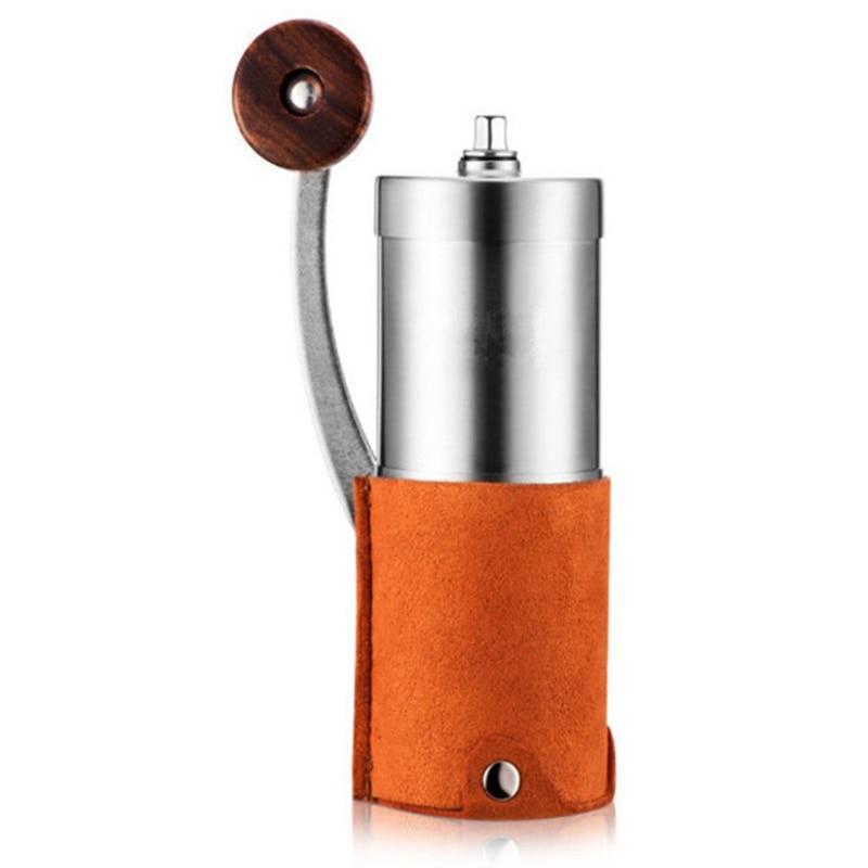 Molinillo de Café Manual caliente, molinillo de café Manual de acero, molinillo de café, molinillo de café de cerámica, molinillo de café de maíz