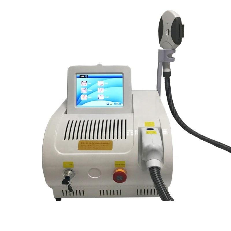 Máquina láser ipl shr a precio de fábrica 2019 con máquina portátil de buena calidad para clínica
