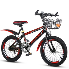 VTT pour enfants 18/20/22 pouces enfants vélo léger coupe-vent cadre étudiants cadeaux de vélo pour les enfants