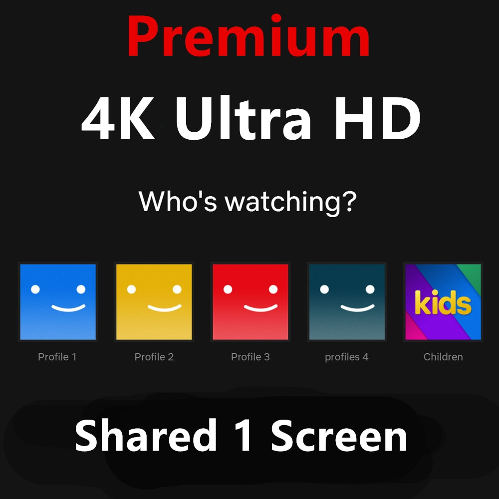 Versión Global medios Netflix 4K ultra HD TV stick android tv box smart tv windows pc 12 meses 1