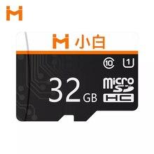 Youpin Xiaobai Micro SD карта 16 г 32 г 64 г 128 г 95 МБ/с./с 100 МБ/с./с карта памяти мобильный телефон камера Micro TF флэш карта памяти