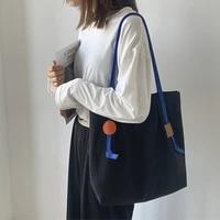 exquisite nylon shoulder bag simplicity high capacity womens cosmetic shopping crossbody bags waterproof all match handbags