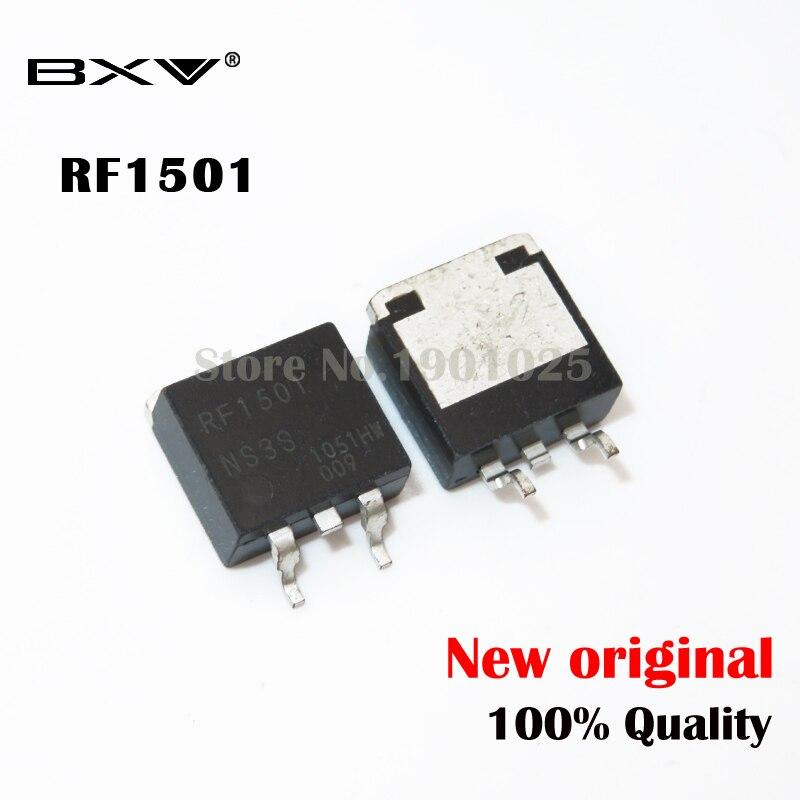 10 pièces RF1501 MOSFET TO-263 nouveau original
