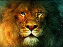 Chronicles Of Narnia Aslan Lion Art Film Print Silk Poster Home Wall Decor 24x36inch