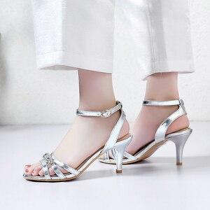 women sandals 2021  women shoes high heel  fashion sexy zapatos de mujer  heels women  plus size women shoes 33-43