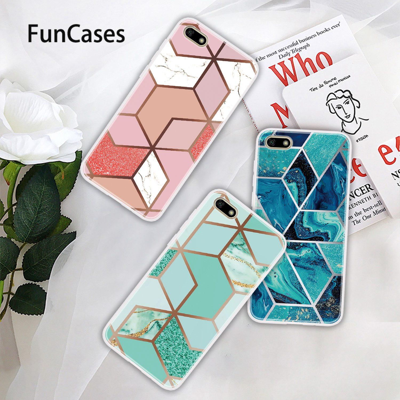 Phone Cases For Huawei Y7 Prime 2019 Soft TPU Case Y7 2019 Enjoy 9 Y5 2018 Huawei Nova 5T 4E 3i 8 Prime Y9 3e Y6 10 Plus 9S 8E
