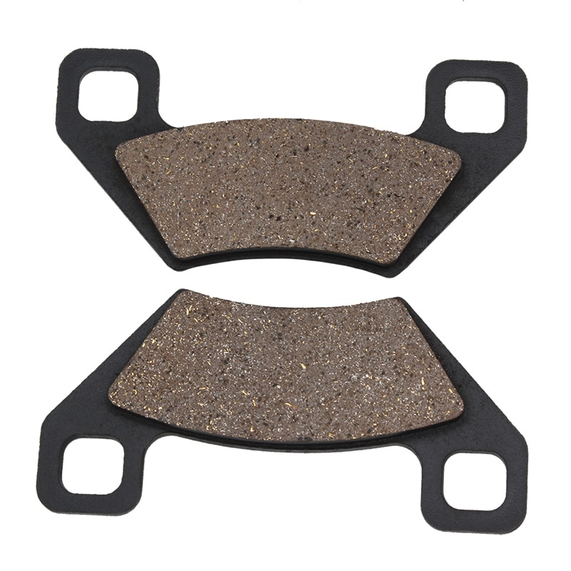 Motorcycle Front and Rear Brake Pads for KYMCO Maxxer 400 450i MXU400 A40000 MXU450i MUX 400 450 i IRS Brake Disks