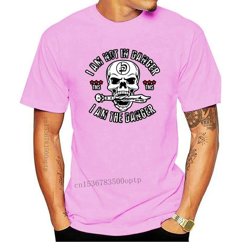Nuevo Krav Maga, yo soy el peligro de los hombres Camiseta de...