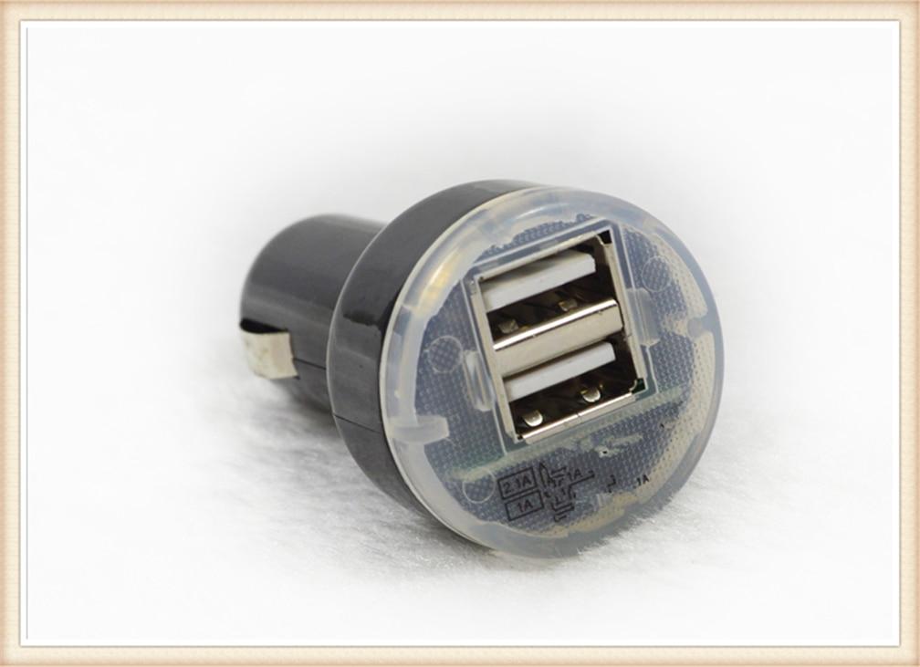 auto dual usb smart phone charger tablet multi-function car accessories for BMW Z4 E85 E89 i8 and i3 E39 E61 E60 E63 F07 F10 F11