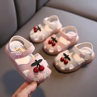 sandals baby girls shoes summer sandals princess shoes for girls kids sandals for open toe kids party shoes pink sandals