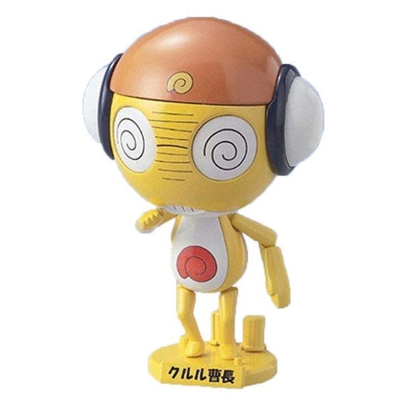 Bandai 56839 montagem modelo keroro sapo juncao 03 kululu cao chang huang sapo pvc ação montado modelo brinquedos