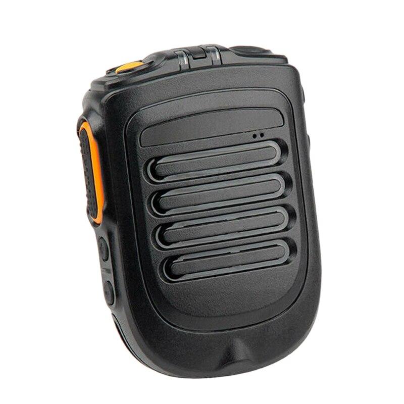 Inalámbrico de mano Bluetooth micrófono de mano PTT micrófono de mano Walkie Talkie con micrófono