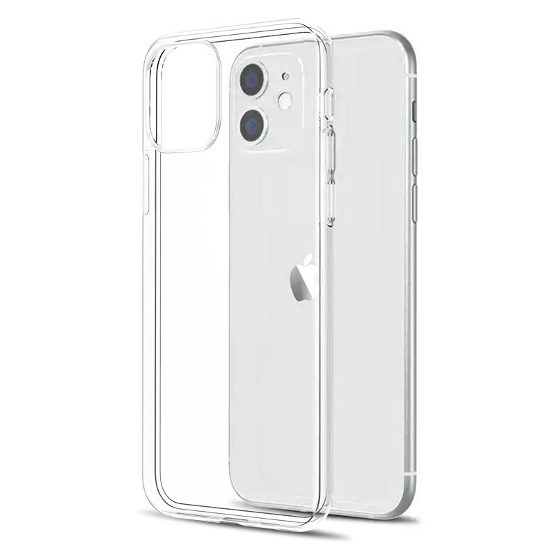 Ultra Thin TPU Soft Silicone Case For iPhone 7 8 6 6s Plus 5 SE Phone Back Cover For iPhone X XR XS