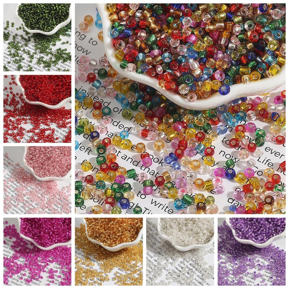 150-1000 Uds 2/3/4mm Rondelle Austria cuentas de cristal encanto checo cuentas de cristal semilla espaciadora para fabricación de joyería DIY collar